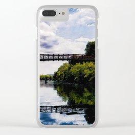 Zilker Park- Austin, Texas Clear iPhone Case