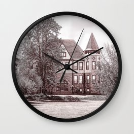 Ohio Veterans Home Wall Clock