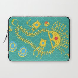 Emirati Jewellery Laptop Sleeve