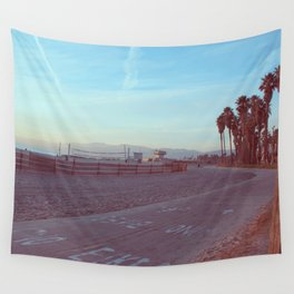 Bikes Only in Venice, California Wall Tapestry