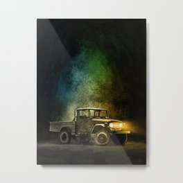 Land cruiser Legends FJ45 2 of 3 Metal Print