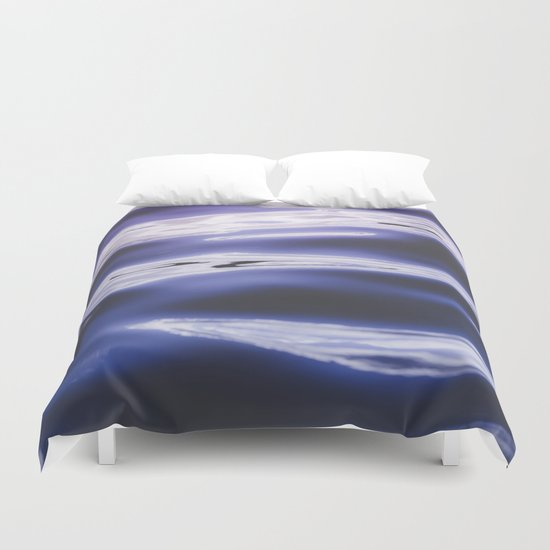 Fluid summer II Duvet Cover
