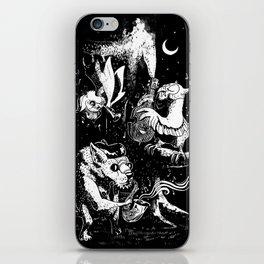 Children of the Night iPhone Skin
