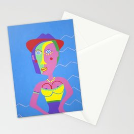 NINA ON HOLIDAY Stationery Cards