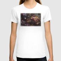 bridge T-shirts featuring Bridge by Vargamari
