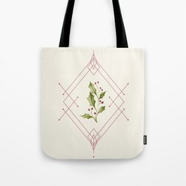 Minimal Magical Time #society6 #xmas Tote Bag