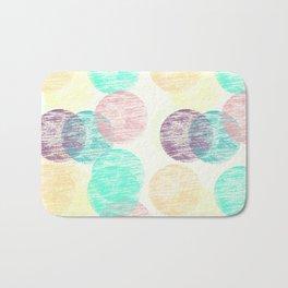 Cosy Circles || 2 Bath Mat