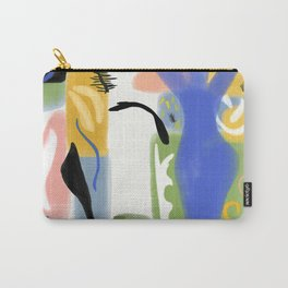 Ode to Matisse Carry-All Pouch