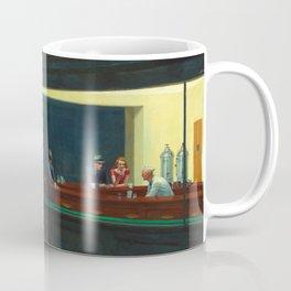 Nighthawks / Edward Hopper Coffee Mug