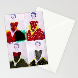 BEAUTY QEEN Stationery Cards