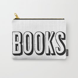 Books 2 Carry-All Pouch