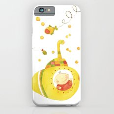 Baby's yellow submarine iPhone 6s Slim Case