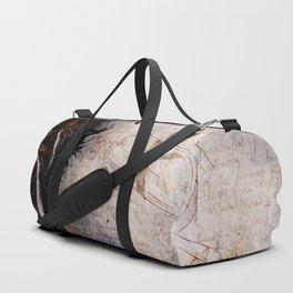 """""""CH"""" Cluster Headache Duffle Bag"""