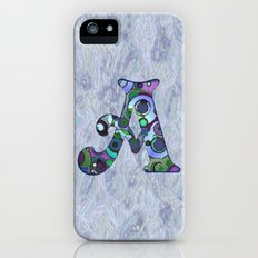 Letter A iPhone (5, 5s) Slim Case