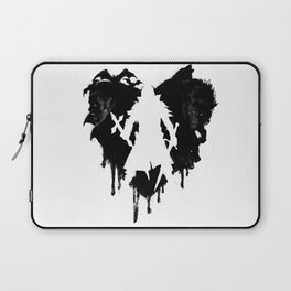 I LOVE Castlevania Laptop Sleeve
