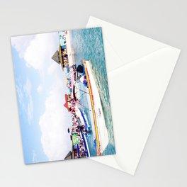 el acuario Stationery Cards