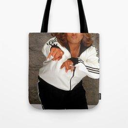 Wiz Latifah Tote Bag