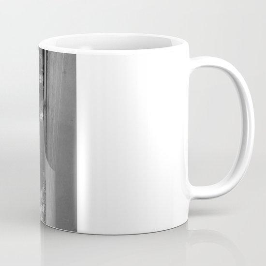 between the walls Mug