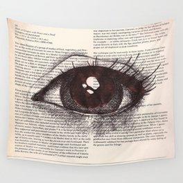 Eye Spy  Wall Tapestry