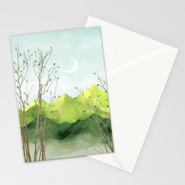 Afternoon Bloom 03 Stationery Cards