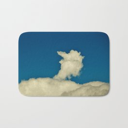 Big Bird Cloud Bath Mat