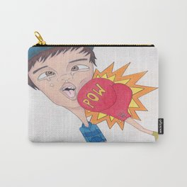 Boys Will Be Boys Carry-All Pouch