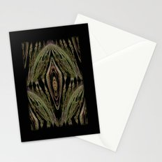 Abstract Tapestry Art. Sage. Stationery Cards
