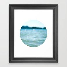 Nautical Porthole Study No.4 Framed Art Print
