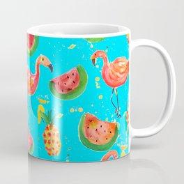 Flamingo Tropical Coffee Mug