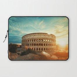 Colosseum Amphitheatre Rome Italy Laptop Sleeve