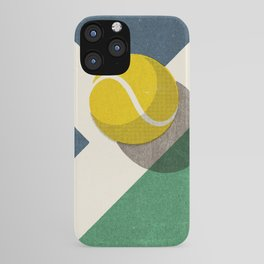 BALLS / Tennis (Hard Court) iPhone Case