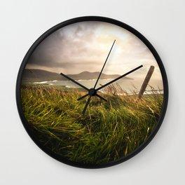 Ireland 24 Wall Clock