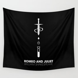 Romeo and Juliet Poster 01 Wall Tapestry