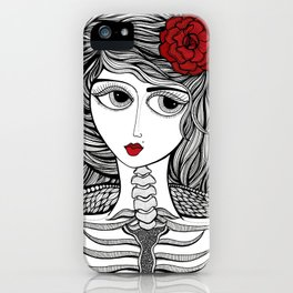 Josephine iPhone Case