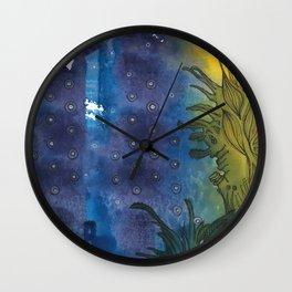 Poseidon Games Wall Clock