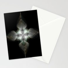 Four Feathers Stationery Cards