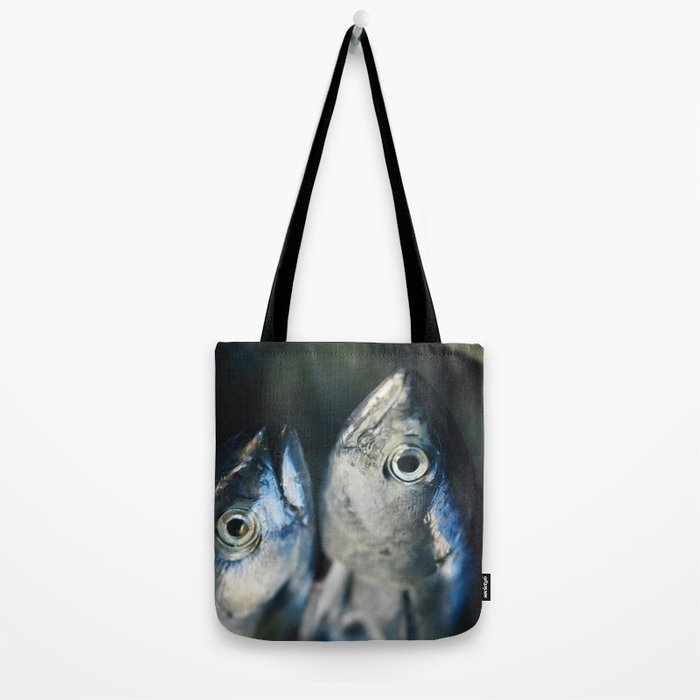 Tuna fish - still life - fine art - photo - print, high quality,macro, interior design, wall decor Tote Bag