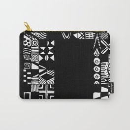 Unusual Tribal Carry-All Pouch