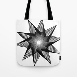10 Pointed Star Tote Bag