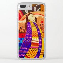 Loona II Clear iPhone Case