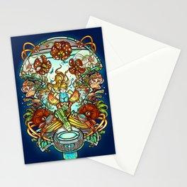 Maternal Instinct Stationery Cards