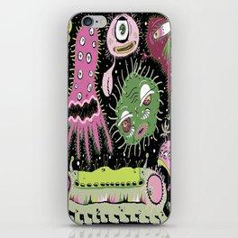 Cosmic Cooties iPhone Skin
