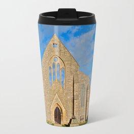 Church with no roof Travel Mug