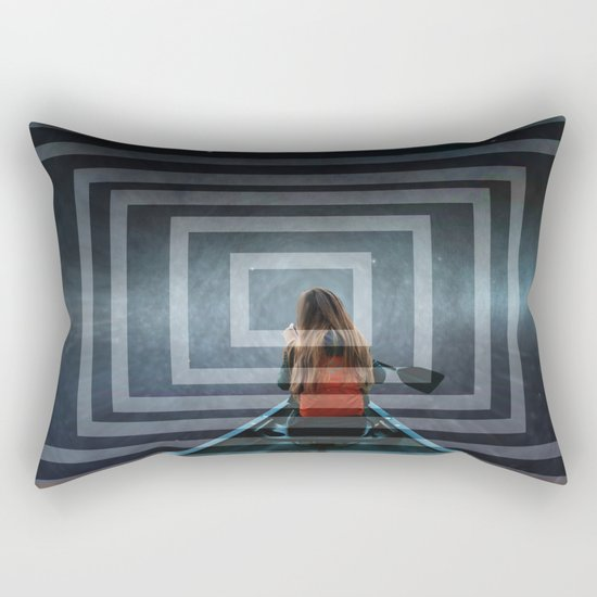 Strange Sea Rectangular Pillow