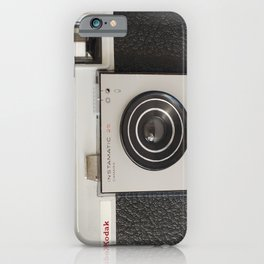 vintage camara iPhone Case