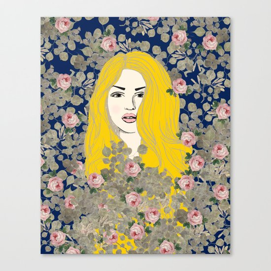 Jene #society6 #decor #buyart Canvas Print