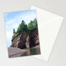 Nova Scotia by water Stationery Cards