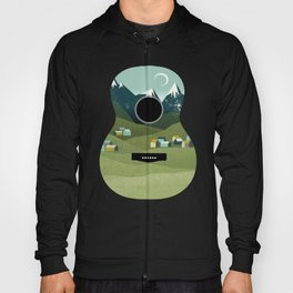 Rocky Mountain High - Guitar Hoody