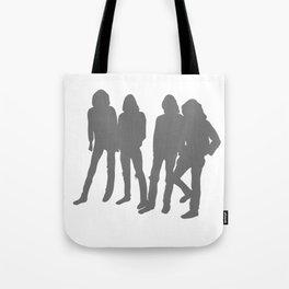 The Ramones Tote Bag