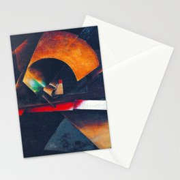 El Lissitzky Composition Stationery Cards